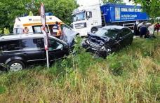 Cinci persoane rănite în urma unei depășiri riscante