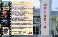 """Vezi ce filme vor rula la Cinema """"MELODIA"""" Dorohoi, în săptămâna 9 – 15 august – FOTO"""