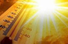 ALERTĂ! Se așteaptă trei zile cu temperaturi de foc