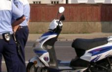 Încă un dosar penal pentru conducere de moped fără permis