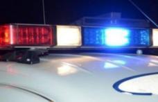 Un individ i-a încredințat unui minor mașina! A condus aproximativ 500 de metri, apoi s-a oprit într-un gard