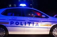 Mașini avariate pe o stradă din Dorohoi de către un tânăr șofer în stare de ebrietate
