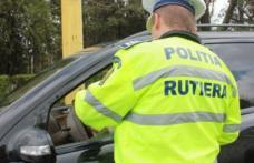 Oprit și amendat pentru viteză șoferul a mai primit o amendă de 1000 de lei