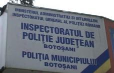 Şef nou la Poliţia municipiului Dorohoi. Concurs câștigat după contestații