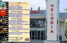 """Vezi ce filme vor rula la Cinema """"MELODIA"""" Dorohoi, în săptămâna 23 – 29 august – FOTO"""