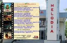 """Vezi ce filme vor rula la Cinema """"MELODIA"""" Dorohoi, în săptămâna 30 august – 5 septembrie – FOTO"""