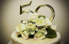 """""""Nunta de aur"""" organizată pentru cuplurile dorohoiene, căsătorite atât în Dorohoi cât și în alte localități"""