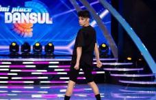 Un tânăr din Dorohoi participă la cel mai nou show de dans de la Kanal D