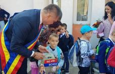 Bucuria unui nou an școlar la Ibănești - FOTO