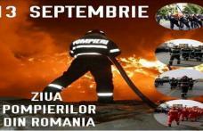 13  Septembrie – Ziua Pompierilor din România sărbătorită și la Dorohoi
