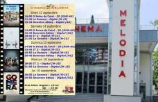 """Vezi ce filme vor rula la Cinema """"MELODIA"""" Dorohoi, în săptămâna 13 – 19 septembrie – FOTO"""