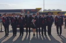 Ziua Pompierilor din România, sărbătorită la Botoșani cu avansări în grad, premii și defilări - FOTO