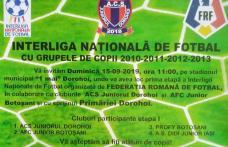 Baza Sportivă 1 Mai din Dorohoi, gazda primei etape a Interligii Naționale de Fotbal la Dorohoi