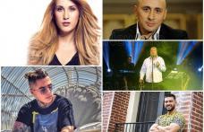 Mario Fresh, Dorian Popa, Lino Golden, Vali Boghean Band, Marcel Pavel și Adda la Zilele Municipiului Dorohoi 2019