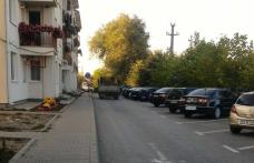 Primim la redacție – Cetățeni puși în pericol și drum deteriorat - FOTO