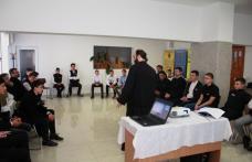 Program de mentorat pentru elevi, lansat la Seminarul Teologic Dorohoi - FOTO