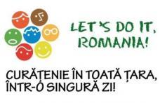 """Primăria Dorohoi şi """"Let's Do It, Romania!"""" derulează campania """"Ziua de Curăţenie Naţională"""", pe 21 septembrie"""