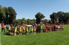 A doua etapă a Interligii Naționale de Fotbal organizată de Zilele Municipiului Dorohoi