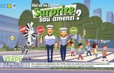 """Lidl și Poliția Română dau """"Verde la educație pentru circulație"""", a șaptea ediție a evenimentului național pentru siguranța în trafic a copiilor"""