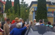 Pensionarii Social-Democrați botoșăneni fac apel la toate partidele să le garanteze românilor dreptul la pensie! - FOTO