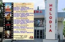 """Vezi ce filme vor rula la Cinema """"MELODIA"""" Dorohoi, în săptămâna 4 – 10 octombrie – FOTO"""