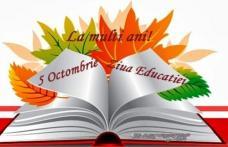"""De Ziua Educației, Școala Gimnazială """"Spiru Haret"""" Dorohoi lansează proiectul ERASMUS+"""