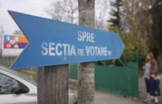 Anunț important! Sediile a două Secții de Votare din municipiul Dorohoi au fost mutate în alte locații