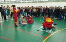 Ziua Europeană a Resuscitării marcată în județul Botoșani de peste 2000 de elevi și adulți - FOTO