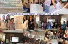 "Profesori ai Colegiul Național ""Grigore Ghica""  participanți la cursuri de formare Erasmus+, KA1 - FOTO"