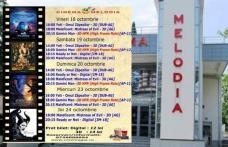 """Vezi ce filme vor rula la Cinema """"MELODIA"""" Dorohoi, în săptămâna 18 – 24 octombrie – FOTO"""