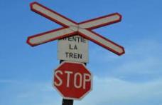 """""""Atenție la Tren"""" - Amplă operațiune a Poliției la trecerile la nivel cu calea ferată"""