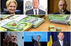 Cine sunt cei mai bogaţi candidaţi la alegerile prezidenţiale din 2019. TOPUL AVERILOR