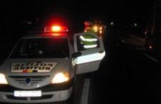 Fugă de la locul accidentului! Autorul, un bărbat din Dorohoi, băut și fără permis auto