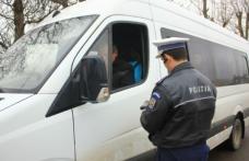 104 de sancțiuni contravenționale aplicate în județul Botoșani, în cadrul acțiunii TRUCK & BUS