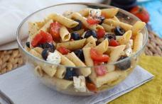 Salată de paste - simplă și rapidă