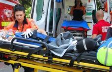 Minoră accidentată în timp ce traversa prin loc nepermis. Șoferița făcea o depășire neregulamentară