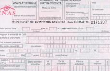 Veste teribilă! Concediul medical nu va mai fi plătit de angajator