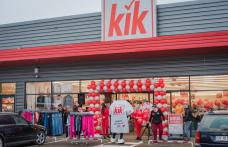KiK a deschis magazinul din complexul NEST Dorohoi - FOTO