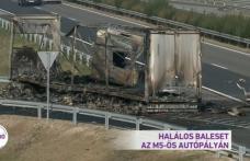 O familie din România, părinții și doi copii, au murit într-un accident teribil pe autostrada M5 din Ungaria