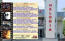 """Vezi ce filme vor rula la Cinema """"MELODIA"""" Dorohoi, în săptămâna 1 - 7 noiembrie – FOTO"""
