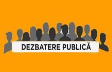 Dezbatere publică privind taxele și tarifele ce se vor percepe în Piețele și Oborul Dorohoi în următorul an