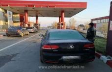Volkswagen căutat în Lituania, găsit la Vama Stânca