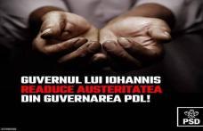 Comunicat - Cu PNL la Guvernare, un val puternic de austeritate se va abate asupra județului Botoșani!