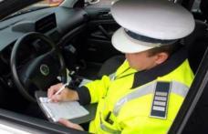 """Încă un """"șofer de ocazie"""" depistat în trafic de polițiștii dorohoieni"""