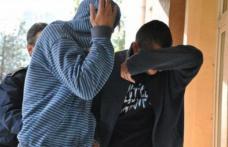 Minori din Dorohoi reţinuţi pentru furt şi tâlhărie