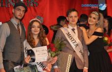 "Liceul ""Regina Maria"" Dorohoi și-a ales Miss și Mister Boboc 2019 – FOTO"
