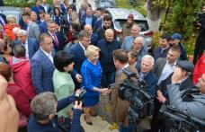 """Doina Federovici: """"Le mulțumim botoșănenilor pentru încrederea acordată! Mai avem nevoie de un vot pentru a face schimbarea! Viorica Dăncilă, un preșe"""