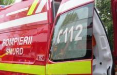 Accident grav de muncă! Angajatul unei firme de construcții din Botoșani a ajuns la spital cu piciorul sfărâmat