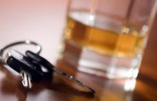 Alt șofer depistat beat în trafic. Polițiștii fac apel la șoferi să nu se mai urce la volan după ce au băut alcool