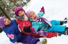 Vacanța de iarnă. Câte zile libere au elevii și când se întorc la școală